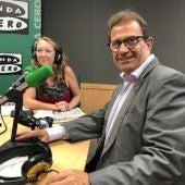 Entrevista al rector de la UIB, Llorens Huguet