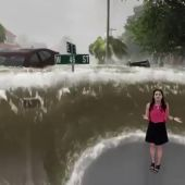 Efectos del huracán Florence en Carolina del Norte