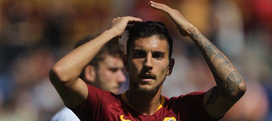 Pellegrini lamenta una ocasión ante el Chievo