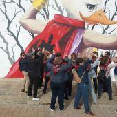 Mural El Provencio