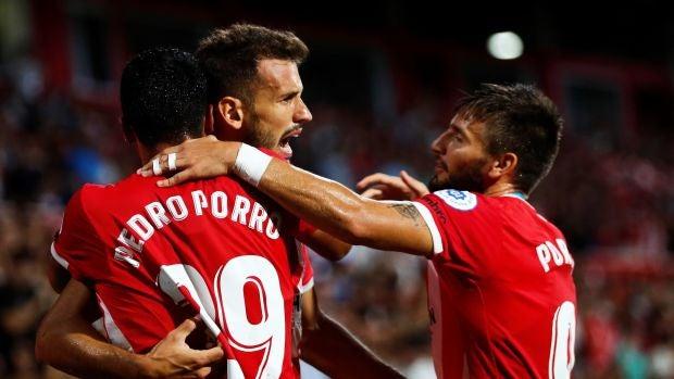 El Girona confirma su descenso tras perder ante el Alavés y el Celta permanece en Primera