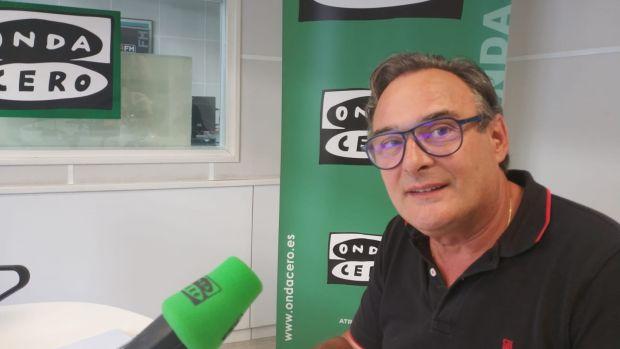 """Juan Carlos García: """"Lo veo complicado, me gustaría que fuéramos un PP fuerte a las elecciones"""""""