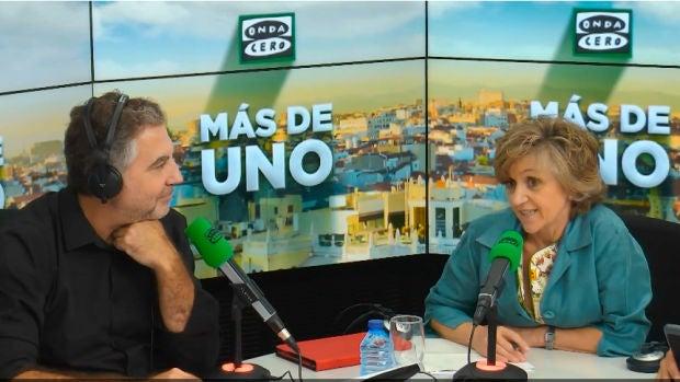 """María Luisa Carcedo: """"No entiendo que haya familias que se nieguen a vacunar a sus hijos"""""""