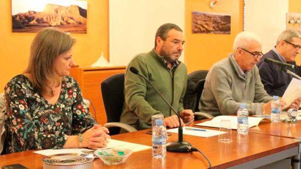 """José María Agramonte, Presidente de la Comunidad de Bardenas Reales: """"Todo el esfuerzo que se haga porque venga el agua a la Ribera es poco"""""""