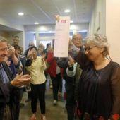 Ana González presenta candidatura a las primarias del PSOE de Gijón