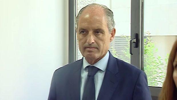 Francisco Camps, investigado por Gürtel