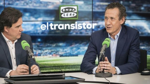 """Jorge Valdano: """"Al Real Madrid le falta atrevimiento y confianza"""""""