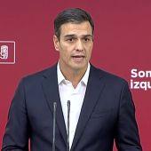 """Pedro Sánchez: """"El Gobierno ha superado todos los límites de su incapacidad"""""""