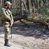 Militar de Ucrania