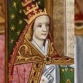 La papisa Juana