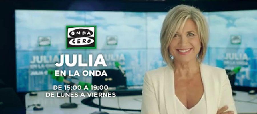 Nuevo sport de Julia en la onda con Julia Otero