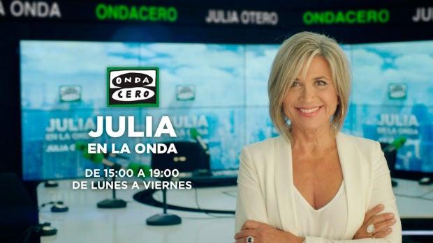 Nuevo spot de Julia en la onda con Julia Otero