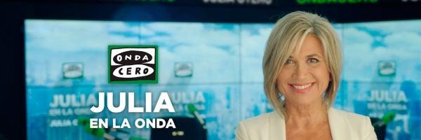 Nuevo spot de Julia en la onda