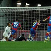 El CSKA se adelanta ante el Real Madrid
