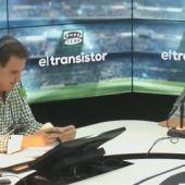 Aquí puedes ver la entrevista completa de José Ramón de La Morena a Rodrigo en El Transistor