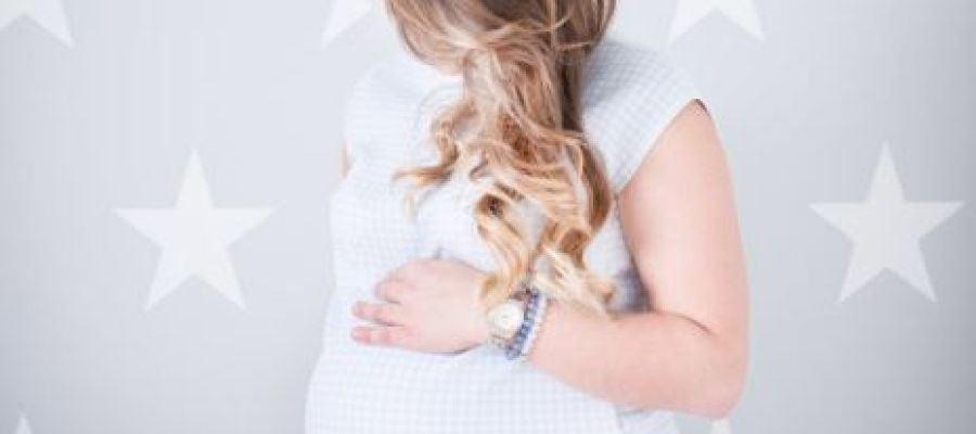 El crecimiento uterino durante el embarazo afecta al suelo pélvico