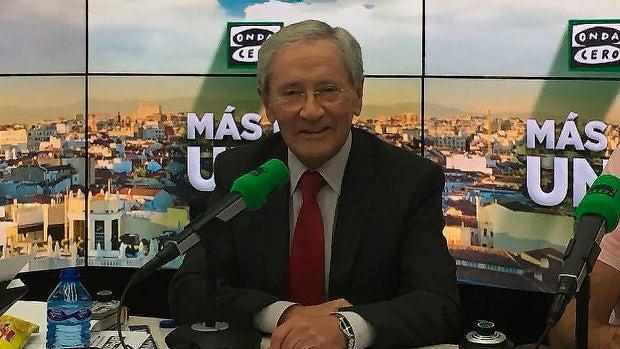 """Fernando Ónega: """"Un periodista y un crimen no valen lo que una corbeta, y con elecciones a la vista, infinitamente menos"""""""
