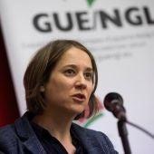 La portavoz de IU en el Parlamento Europeo, Marina Albiol