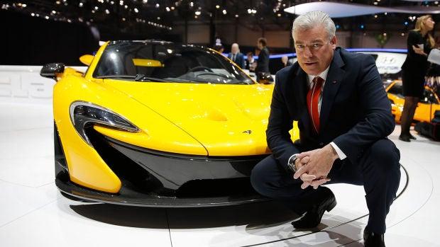 """Frank Stephenson: """"El coche volador viene antes de lo que pensamos"""""""