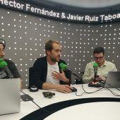 Ángel David Rodríguez en Radioestadio
