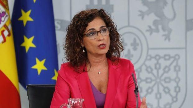 """María Jesús Montero: """"La subida del Salario Mínimo contribuirá a sanear la Seguridad Social"""""""
