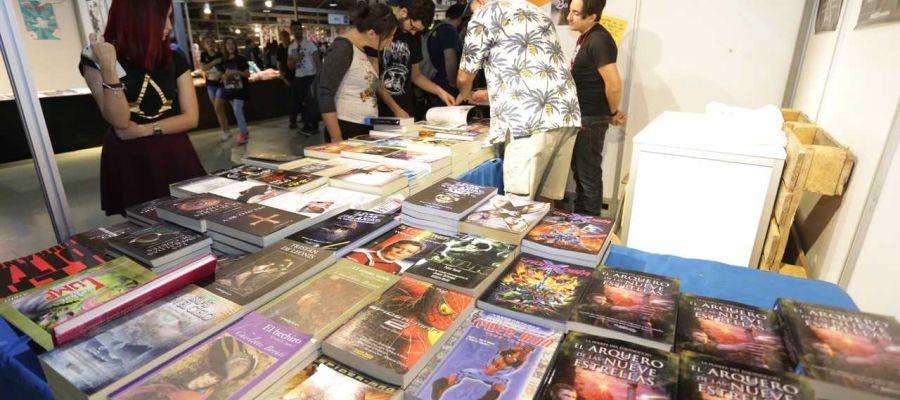 Feria del cómic en la Institución Ferial Alicantina