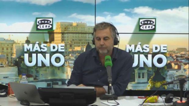 """El monólogo de Alsina: """"A Podemos le ha cedido Sánchez la campaña publicitaria de su pacto y a ello se ha entregado con pasión Pablo Iglesias"""""""