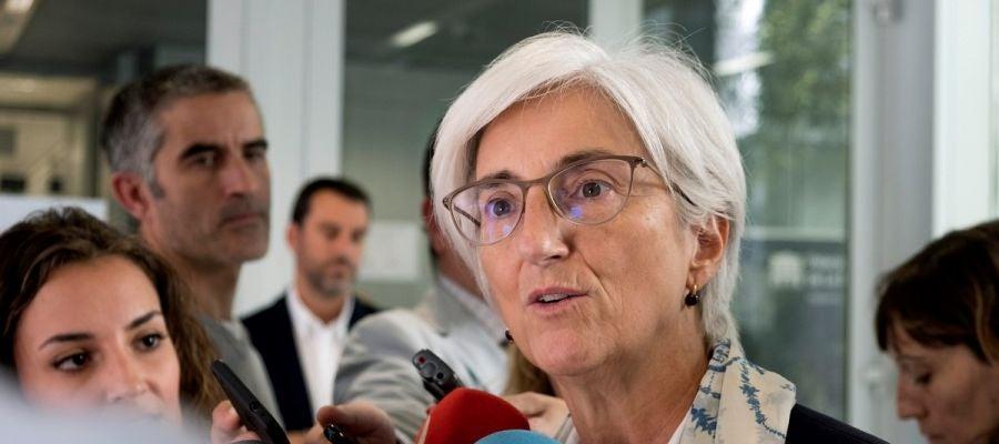 María José Segarra, fiscal general del Estado