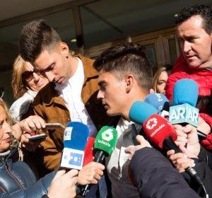 El fiscal pide para los jugadores del Arandina penas que suman 122 años de prisión por agresión sexual