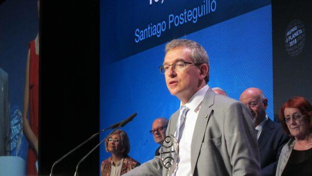 Santiago Posteguillo, Premio Planeta 2018.