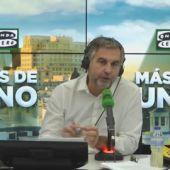 VÍDEO del monólogo de Carlos Alsina en Más de uno 16/10/2018