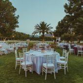 La finca 'El Romeral', con el servicio de Catering Ya, ofrece un marco insuperable para la celebración de tu boda.