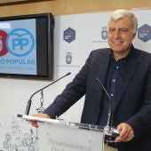 Pedro Martín, concejal del PP