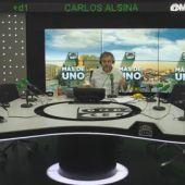 VÍDEO del monólogo de Carlos Alsina en Más de uno 18/10/2018
