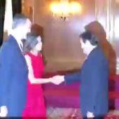 Los Reyes reciben a los galardonados con las Medallas de Asturias 2017