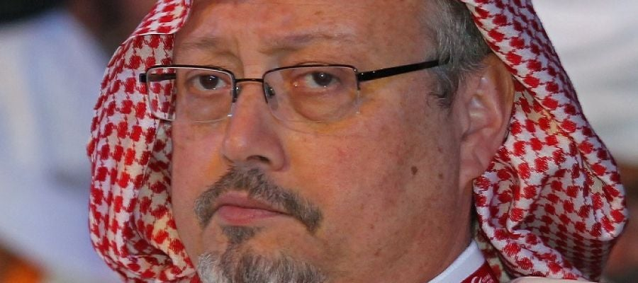 El periodista saudí Jamal Khashoggi