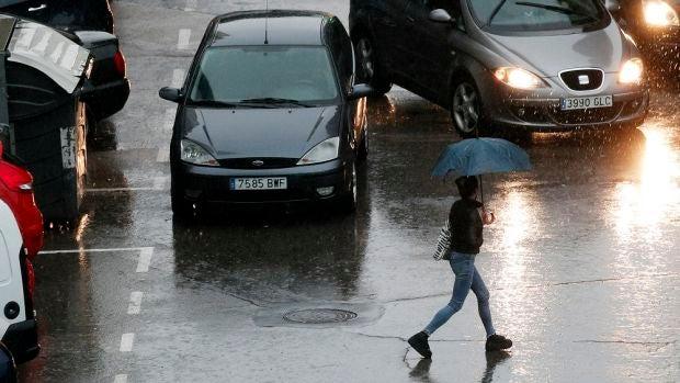 Este lunes, descienden las temperaturas y vuelven las lluvias a la Península