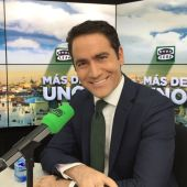 Teodoro García Egea en Más de uno