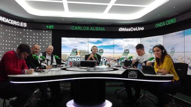 "La España que madruga: Pablo Iglesias, ""viceprimer ministro"", abrirá espacios de diálogo con Puigdemont"