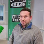 César García, entrevista en 'Cantabria en la Onda'
