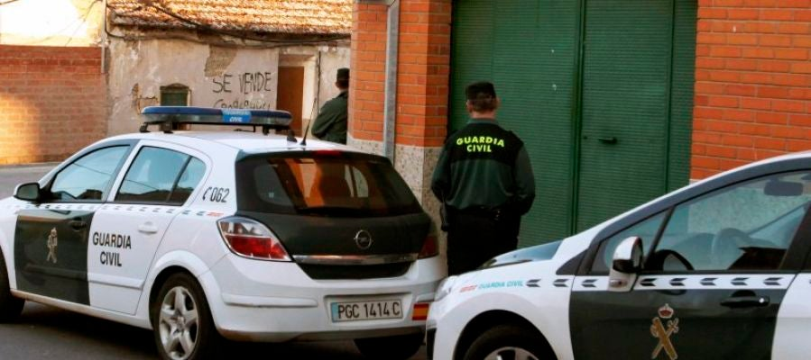Coches de la Guardia Civil