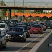 Las constructoras proponen peajes para terminar con los atascos en las ciudades de Madrid y Barcelona