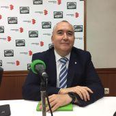 Carlos Marín, presidente de FECIR, durante la entrevista en Onda Cero
