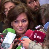 Calvo sostiene ahora que Franco no puede ser enterrado en la cripta de La Almudena