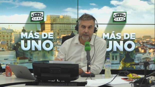 """Monólogo de Alsina, sobre la campaña andaluza: """"Mal asunto cuando pretendes dar un mítin y te acaba saliendo una monserga"""""""