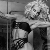 Mandy Blank, exampeona de la IFBB