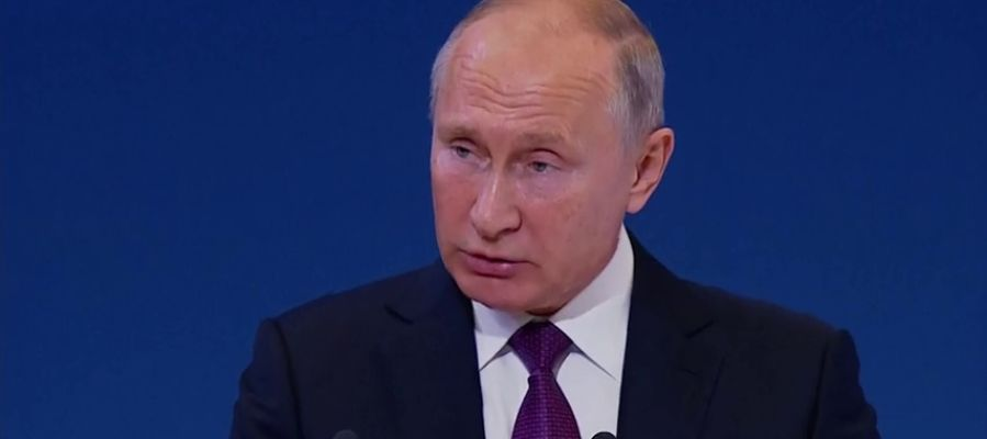 El presidente Putin lanza un plan para atraer a más inmigrantes