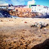 Playa de Bocabarranco, Galdar, Gran Canaria