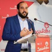 Miguel González Caballero, diputado regional del PSOE