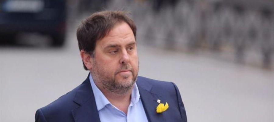 Antena 3 Noticias 1 (02-11-18) Fiscalía se reafirma en el delito de rebelión: pide 25 años para Junqueras, 17 para los Jordis y Forcadell y 16 para el resto de exconsellers